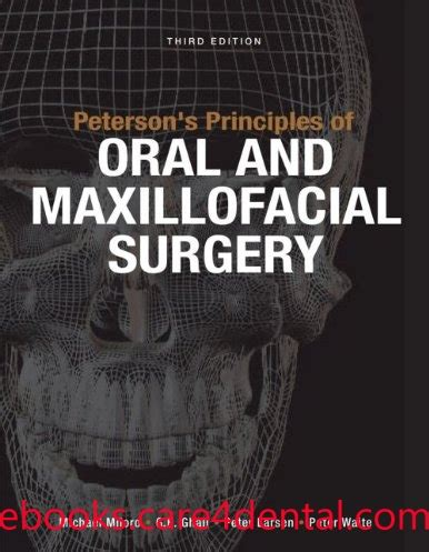 Cd E Book Peterson S Principles Of And Maxillofacial Surgery peterson s principles of and maxillofacial surgery 3rd edition pdf