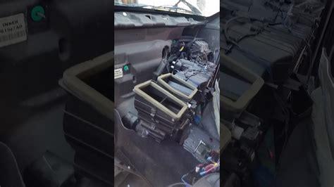 dodge ram  blend door actuator  passenger side