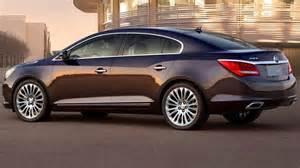 Buick Lacrosse Price 2013 2013 Buick Lacrosse Review Ratings Specs Prices And Photos