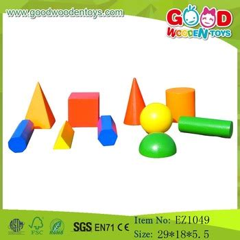 3d Wooden Shape 3d colorful wooden geometric shape building blocks buy