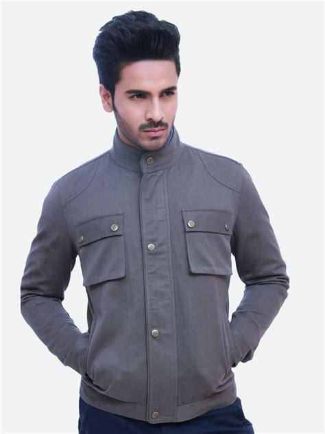 Technical Jaket grey technical jacket brumano