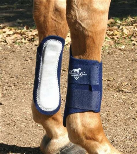 pro choice competitor splint boots by pro choice at tohtc