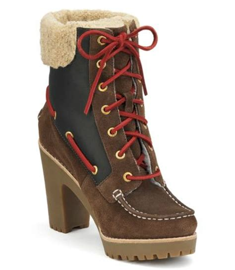 top 5 heeled hiking booties for fall 2011 bootsaholic