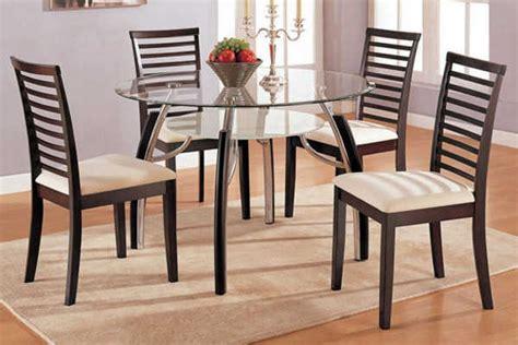 Meja Makan Yang Bagus model meja makan kaca terbaru desain kuat dan mewah