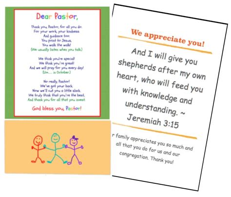 printable pastor anniversary cards free printables and fun ideas for serving your pastor