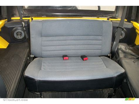 land rover defender interior back seat 1997 land rover defender 90 top rear seat photos