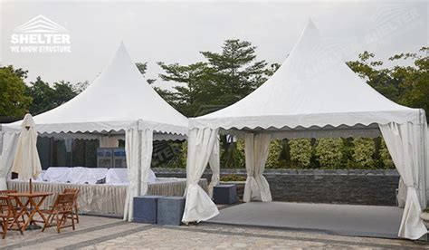 Gazebo Buffet Tent   Aluminum Canopy for Outdoor Catering