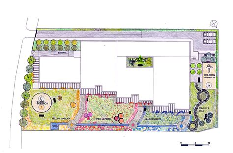 nursery school floor plan valdelaparra nursery school designshare projects