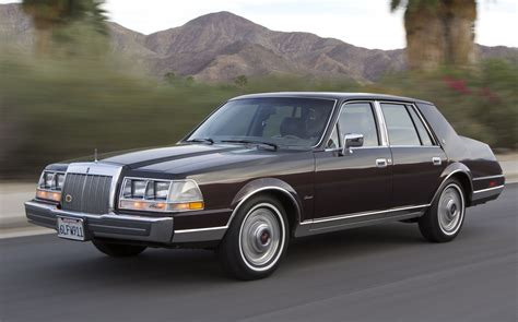 how it works cars 1984 lincoln continental parental controls lincoln continental information and photos momentcar