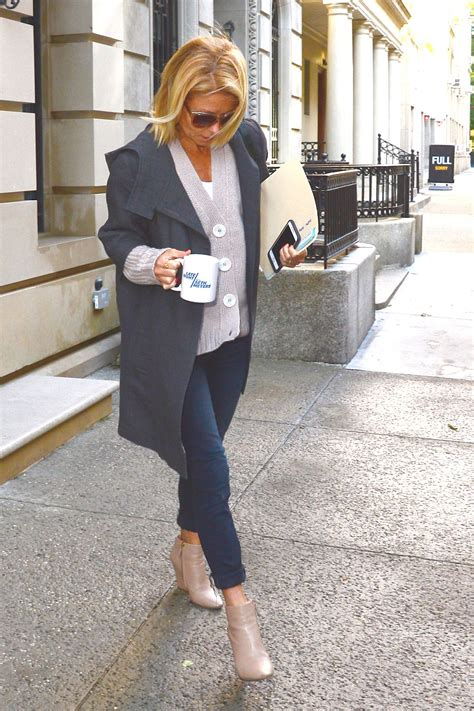 where did kelly ripa move to in nyc kelly ripa out and about in new york 05 16 2016