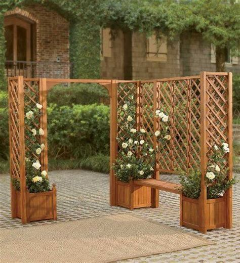 Patio Partition by 17 Best Images About Garden Partition On