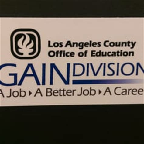 Los Angeles County Medi Cal Office by Los Angeles County Office Of Education Gain Division