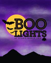 hogle zoo boo lights utah s hogle zoo