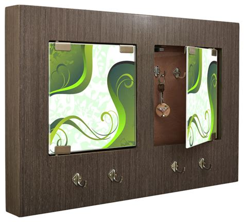 and modern key holder wall mount contemporary
