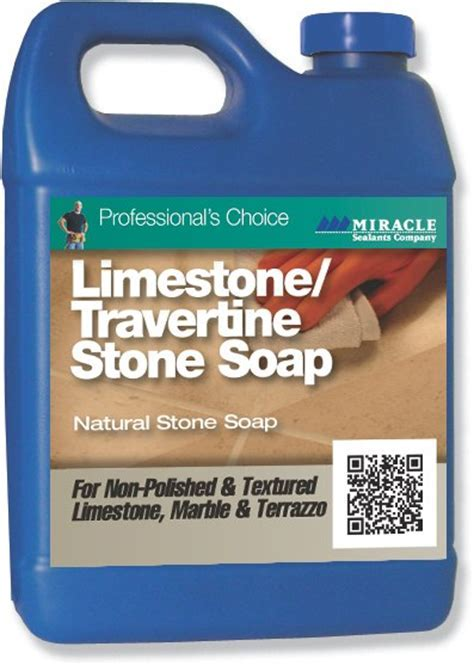Cleaners : Limestone Travertine Soap