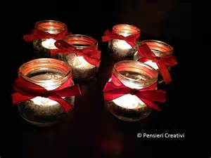 candele natalizie candele natalizie e riciclo creativo pensieri creativi