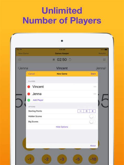 scrabble score sheet app keeper board score tracker screenshot