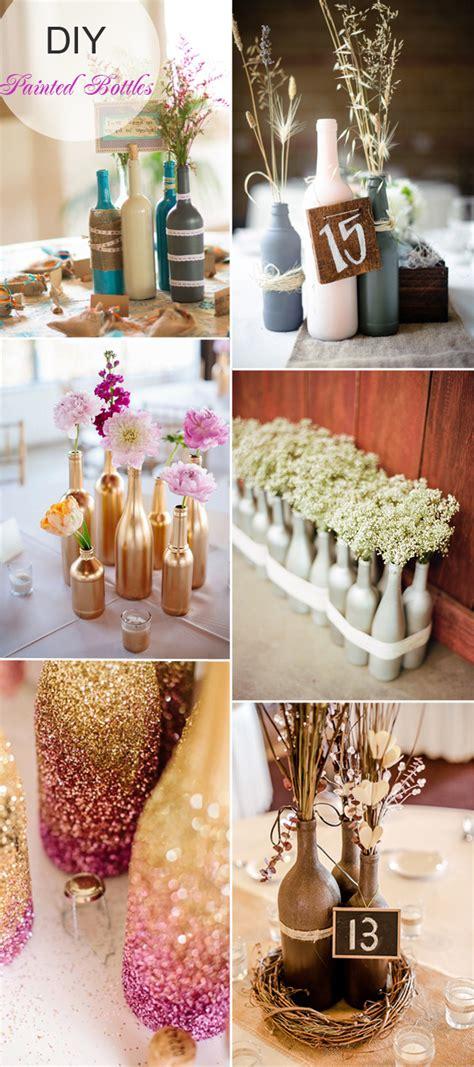 diy wedding centerpieces ideas   reception