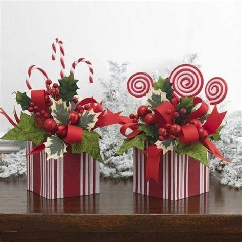 Dining Table Centerpiece Ideas Diy by Best 20 Christmas Table Centerpieces Ideas On Pinterest