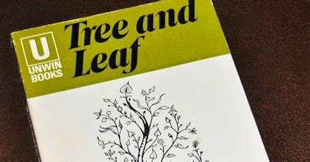 libro leaf by niggle tolkien collection tree and leaf edizione inglese 1971