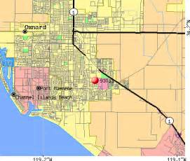 oxnard california map 93033 zip code oxnard california profile homes