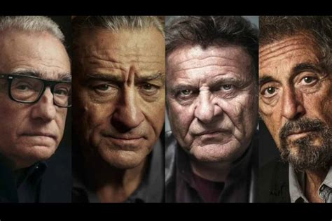 film terbaru robert de niro foto set terbaru the irishman film gangster terbaru