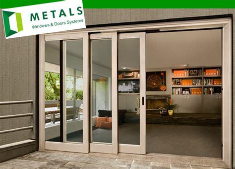 3 Panel Exterior Sliding Door by Panel Sliding Patio Doors 3 Glass Throughout Door