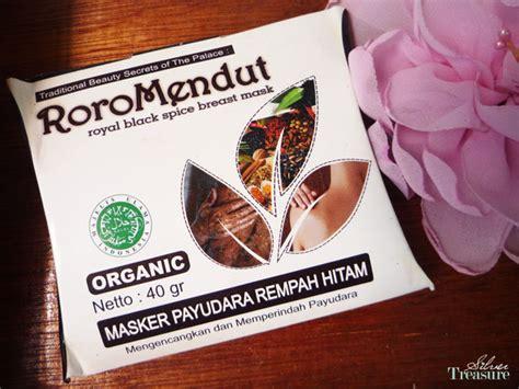 Masker Payudara Roro Mendut sneak peek roro mendut traditional skin care silver