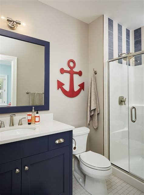 nautical bathroom designs bathroom decor ideas how to choose the style of the