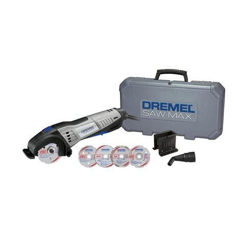dremel saw max 6 0 corded tool kit with 6 attachments