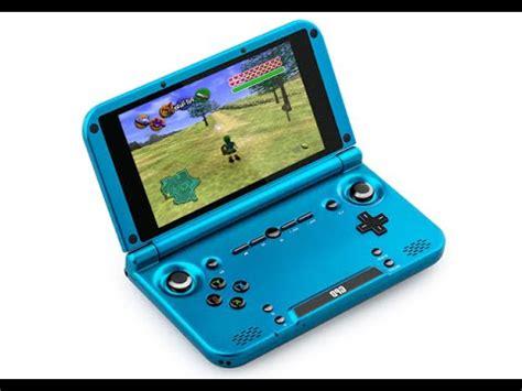 emulation console test gpd xd emulation psp n64 dreamcast snes vectrex