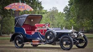 Rolls Royce 1911 Rolls Royce Which Sold For 163 1 000 In 1912 Fetches An