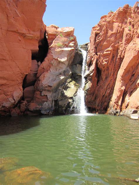top 10 things to do in st george utah gunlock waterfalls