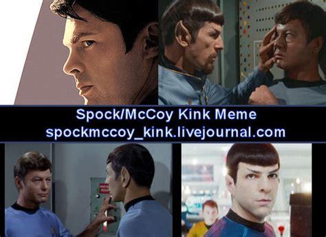 Star Trek Kink Meme - spones kink meme graphic by vickyblueeyez on deviantart
