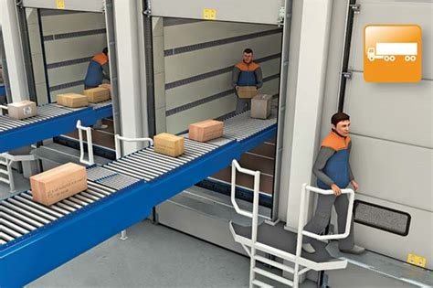 warehouse bay layout flexibility is key in 2014 loading bay design warehouse