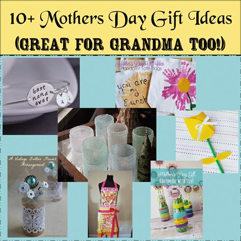 mother day gifts roundup perfect for grandma too a