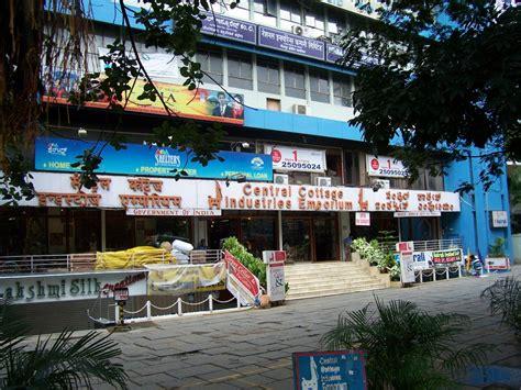 bangalore daily photo central cottage industries emporium