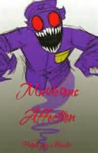 Murderous affection vincent purple guy x reader wattpad