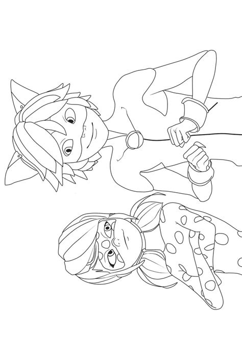 coloring pages miraculous ladybug miraculous tales of ladybug coloring page coloring pages