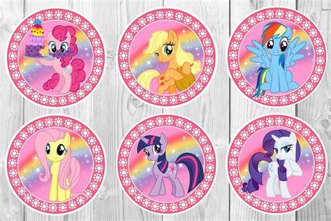 Stiker Sticker Pony personalised or not my pony stickers