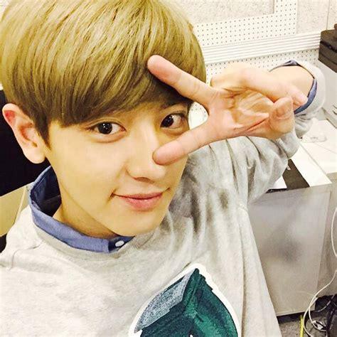exo update exo chanyeol instagram update images