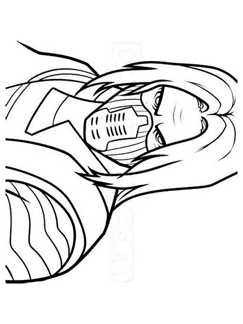 winter soldier coloring page the winter soldier coloring pages free printable the