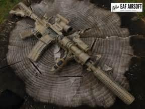 Airsoft Gun Di Pasar Gembrong ra tech m4 cqbr eaf airsoft