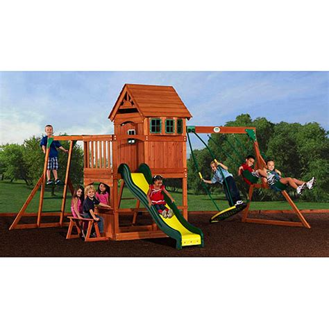 walmart outdoor swing sets backyard swing sets walmart outdoor furniture design and