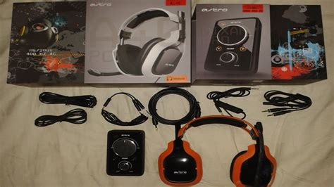 Astro A40 Giveaway - astro a40 gaming headset unboxing giveaway neon orange mixamp pro gamegear be