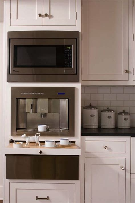 1000 ideas about built in coffee maker on