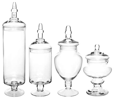bathroom apothecary jar set lovable glass bathroom canisters best 25 glass canisters