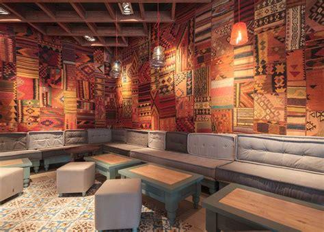 turkish interior design divan restaurant brings an exotic oriental fragrance in