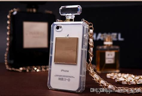 Chanel Parfum Swarovski For Iphone 6 chanel perfume bottle for iphone 6 plus all the