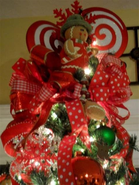 gingerbread theme whimsical christmas pinterest